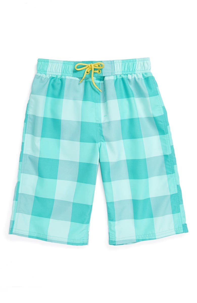TUCKER + TATE 'Maximus' Swim Trunks, Main, color, 300