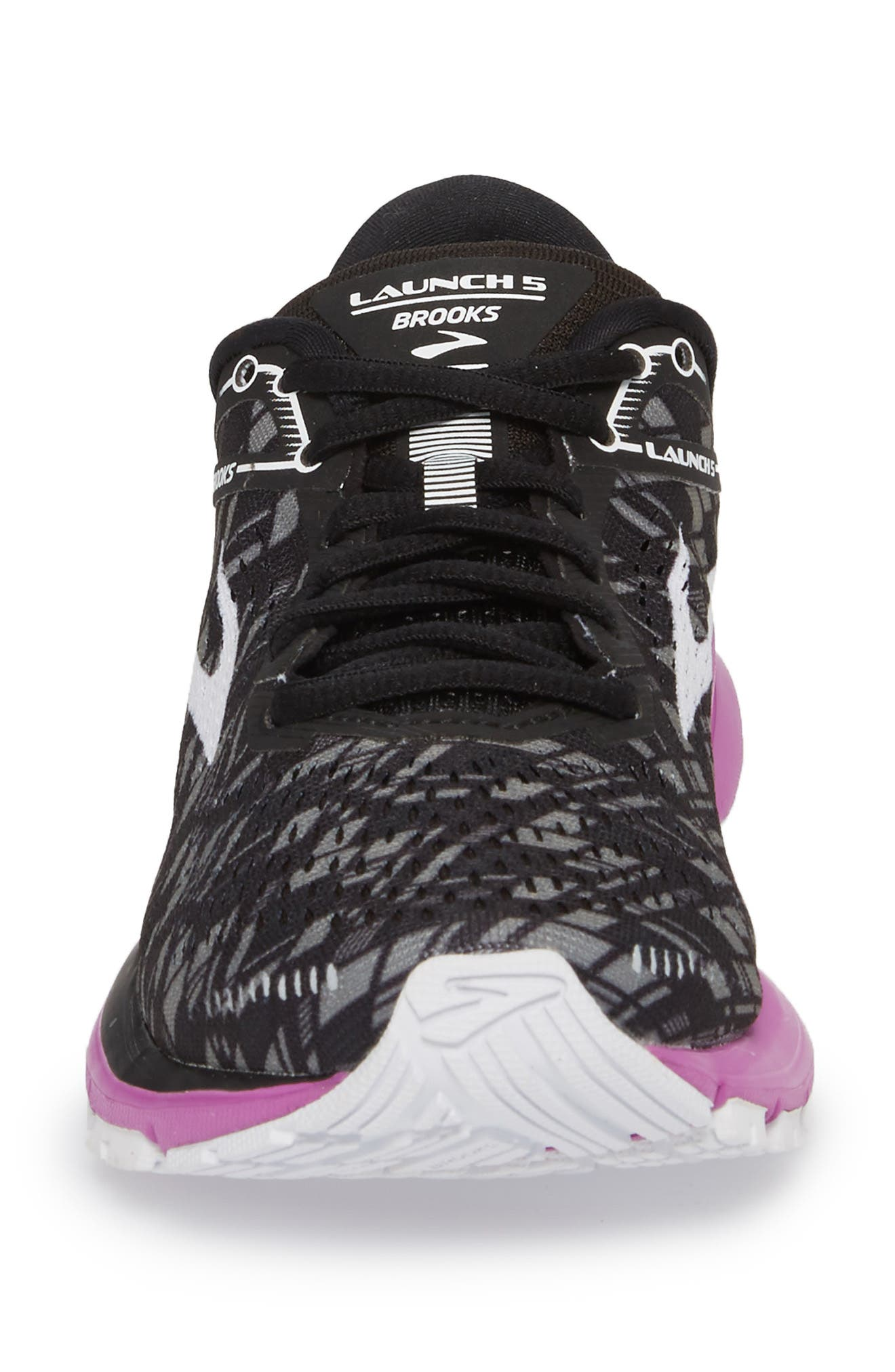 ,                             Launch 5 Running Shoe,                             Alternate thumbnail 4, color,                             001