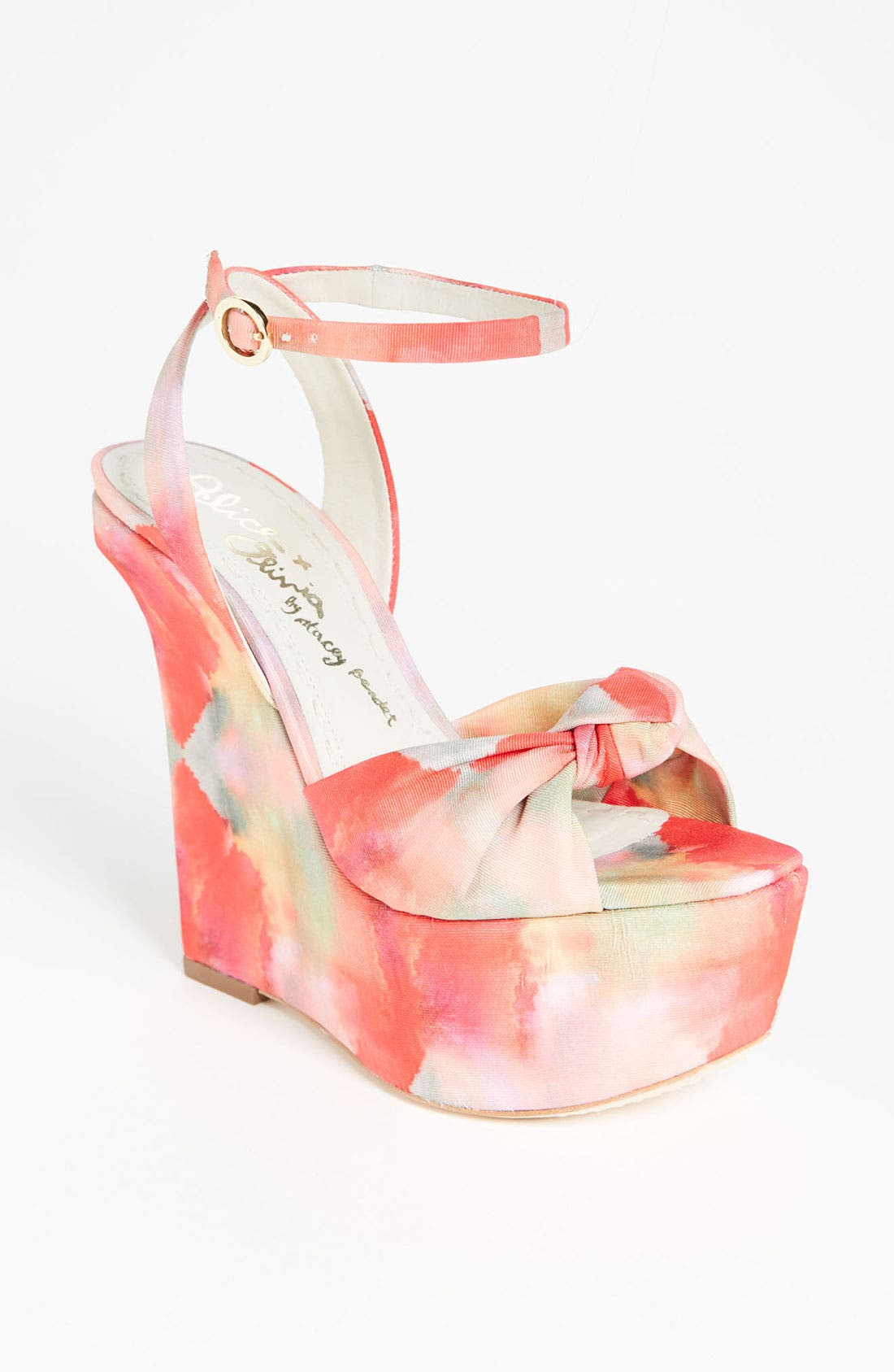 Alice & Olivia 'Ilise' Sandal, Main, color, 650