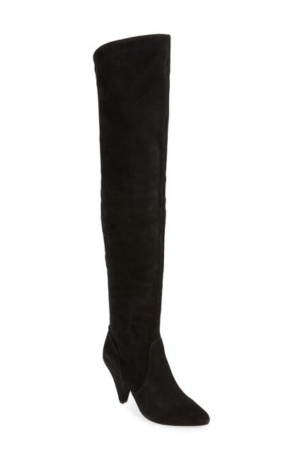 Image of Kurt Geiger London Violet Over-the-Knee Boot
