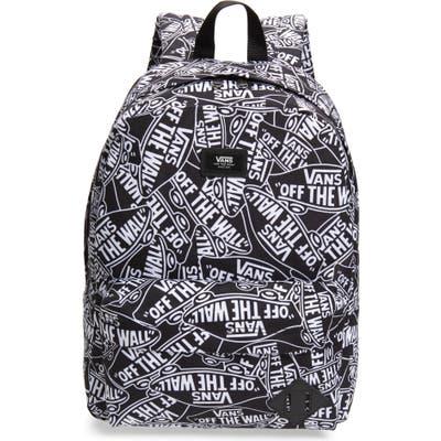 Vans Old Skool Iii Backpack - White