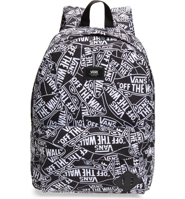 VANS Old Skool III Backpack, Main, color, OFF THE WALL
