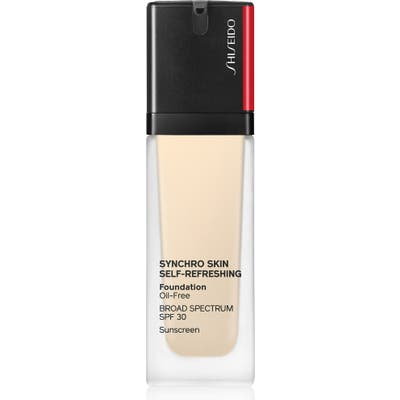 Shiseido Synchro Skin Self-Refreshing Liquid Foundation - 110 Alabaster
