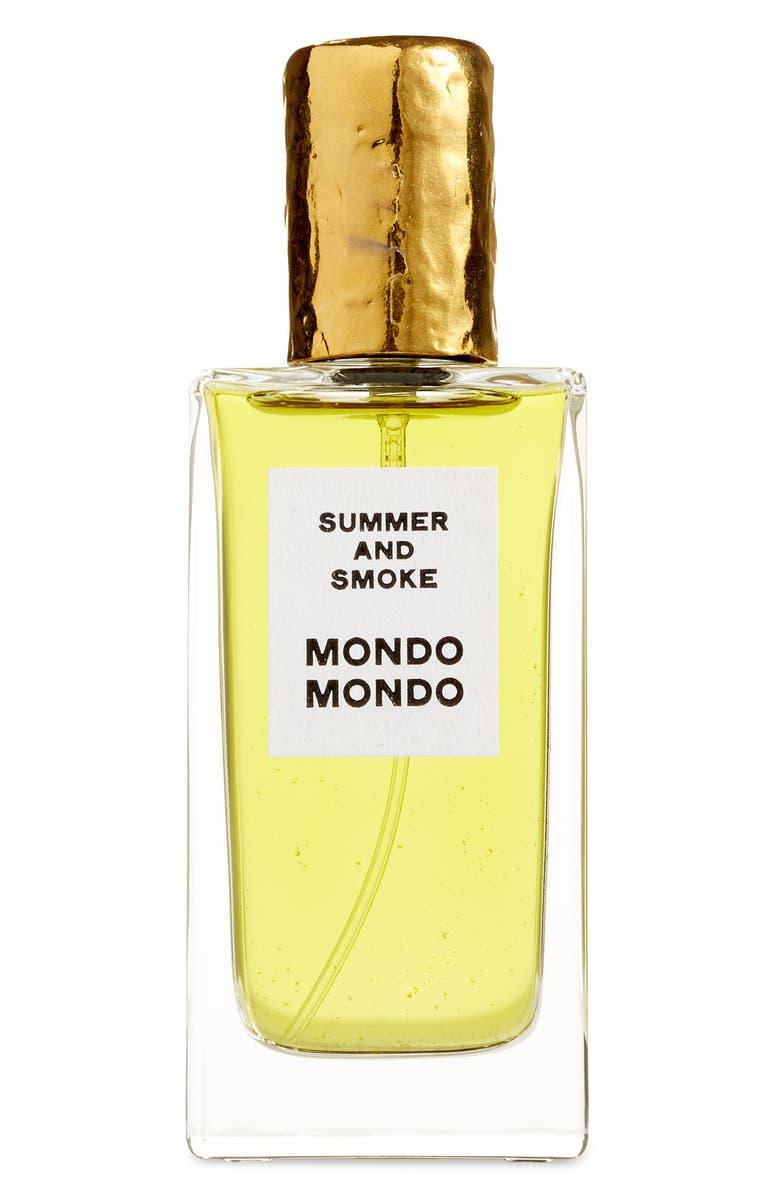 MONDO MONDO Summer & Smoke Eau de Parfum, Main, color, NONE