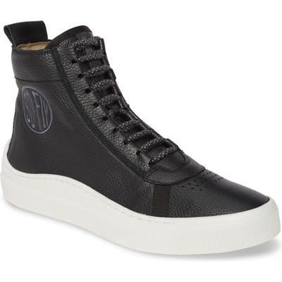 Fly London High Top Sneaker, Black