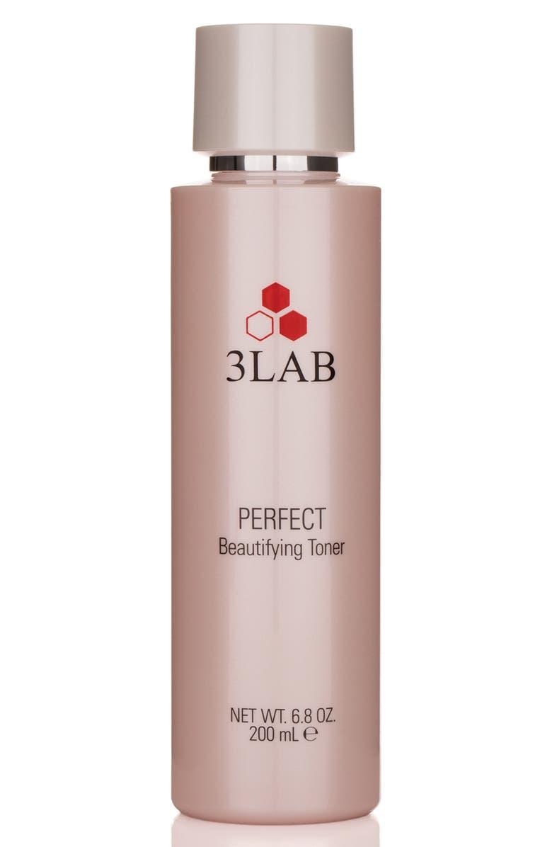 3LAB Perfect Beautifying Toner, Main, color, NO COLOR