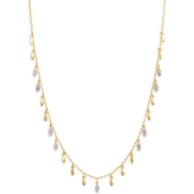 Freida Rothman Fleur Bloom Empire Shaker Necklace