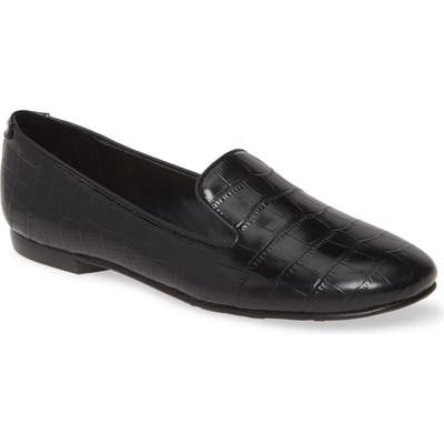 Taryn Rose Andrea Loafer, Black