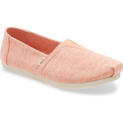 Toms Alpargata Slip-On- Orange