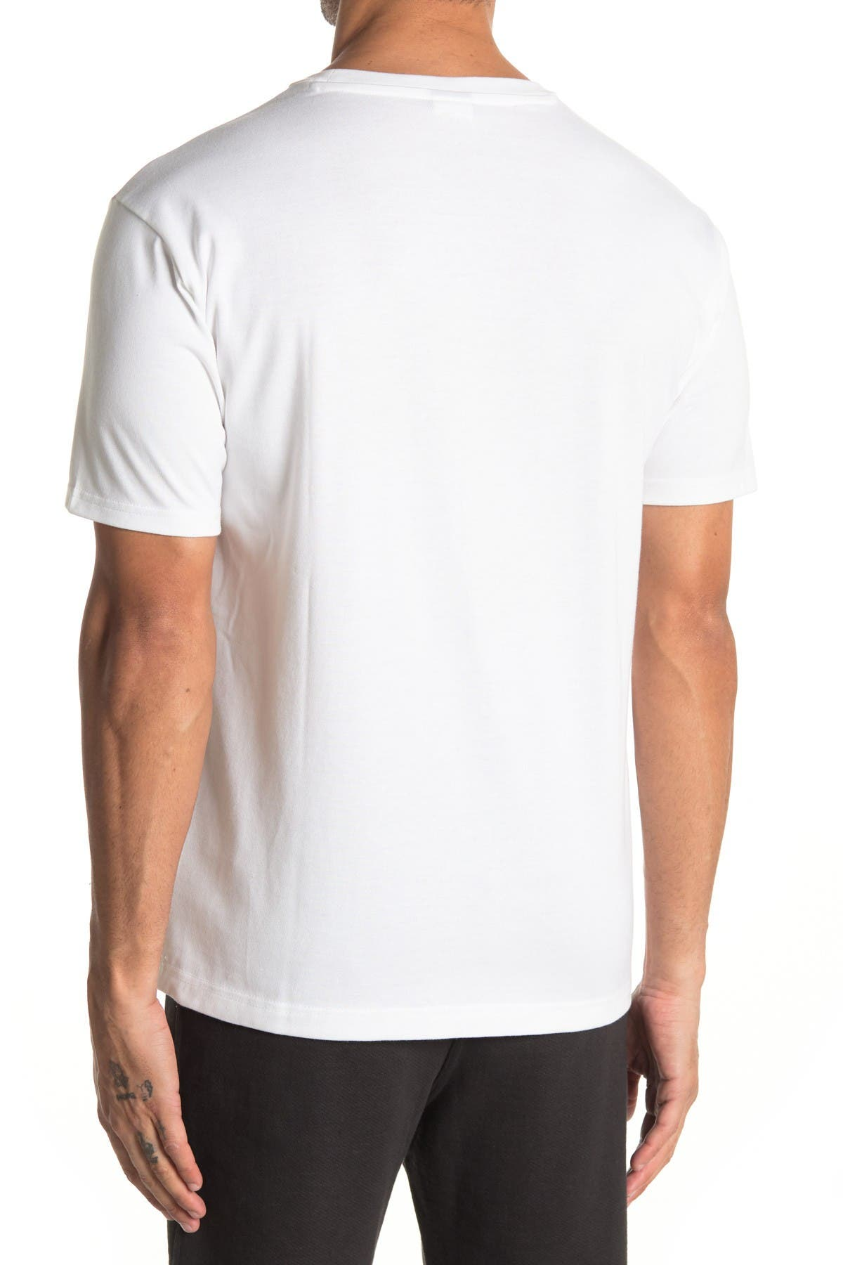Image of New Balance Athletics N Graph Retro Runner T-Shirt