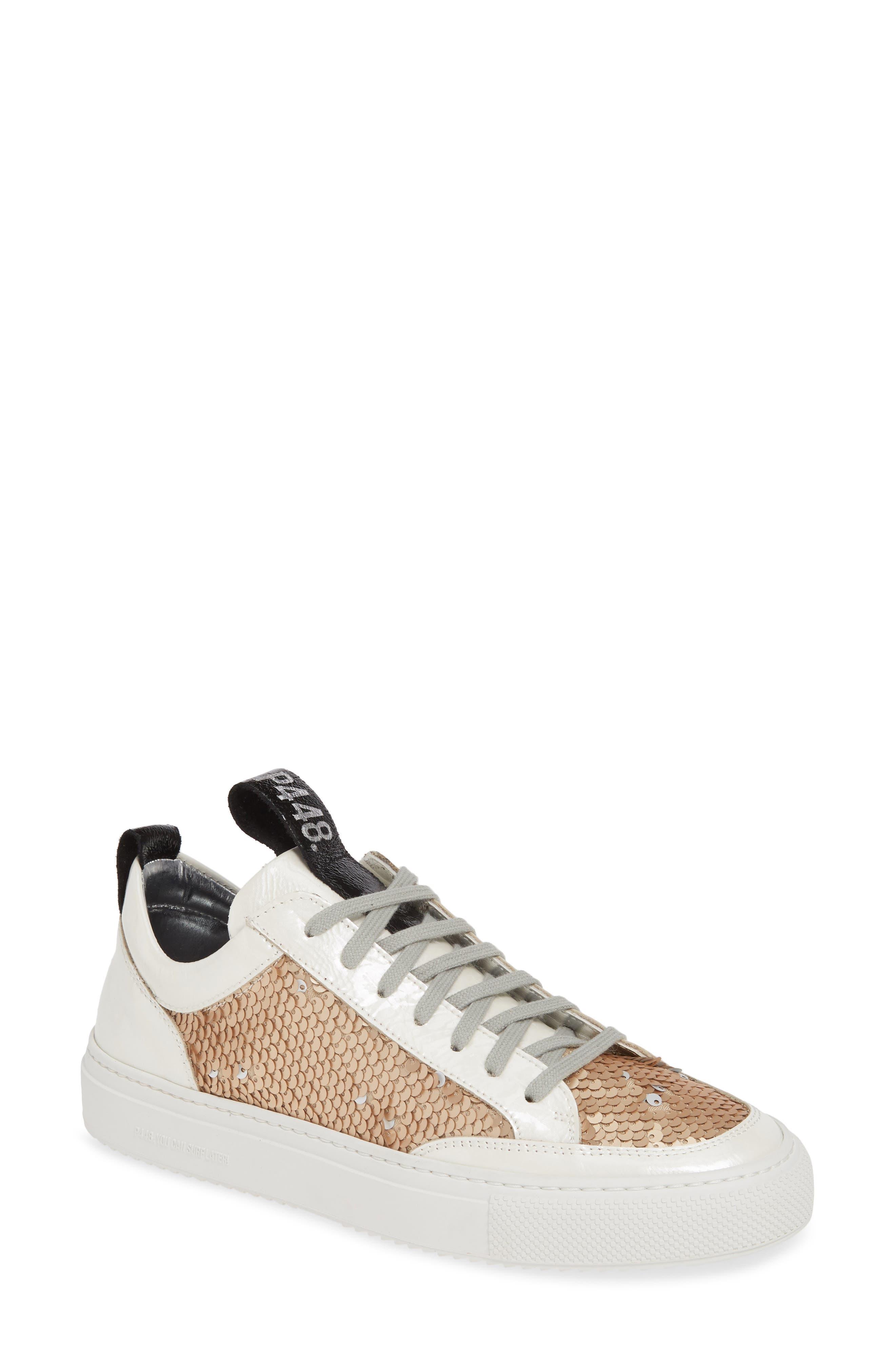 P448 | Soho Sequin Low Top Sneaker