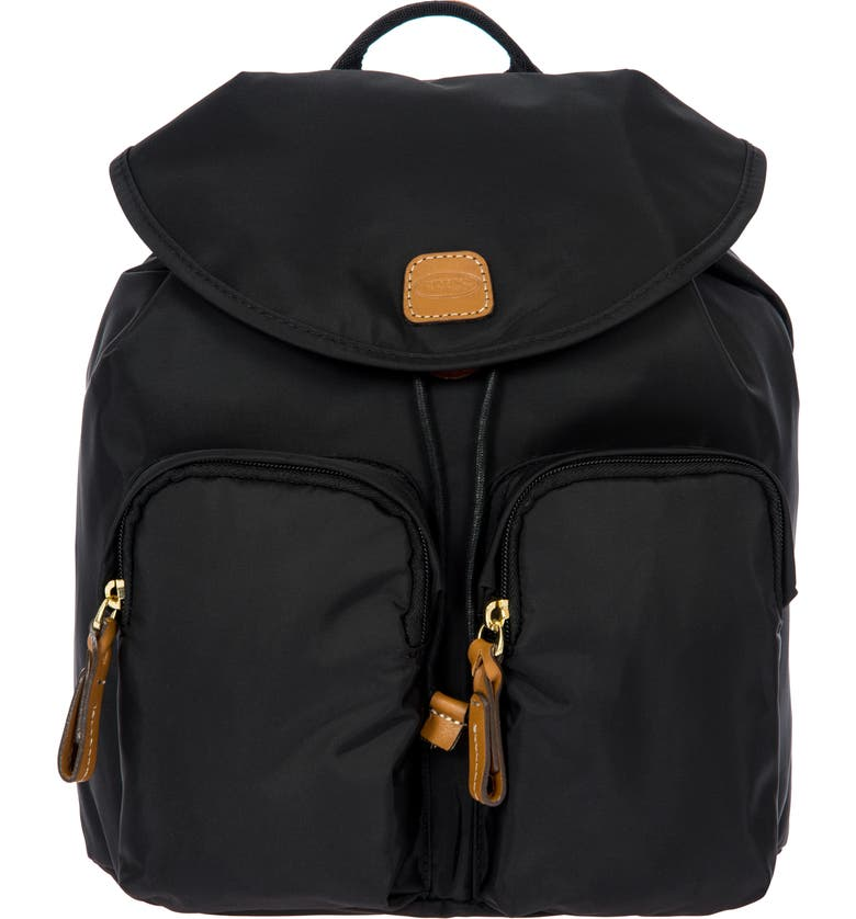 BRIC'S X-Travel City Backpack, Main, color, BLACK
