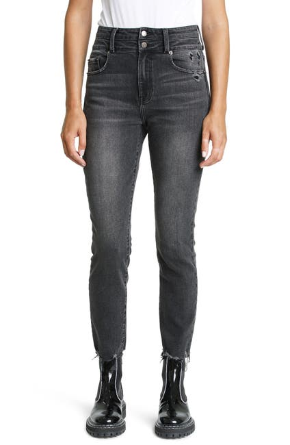 Image of Pistola Cara High Waist Ankle Skinny Jeans