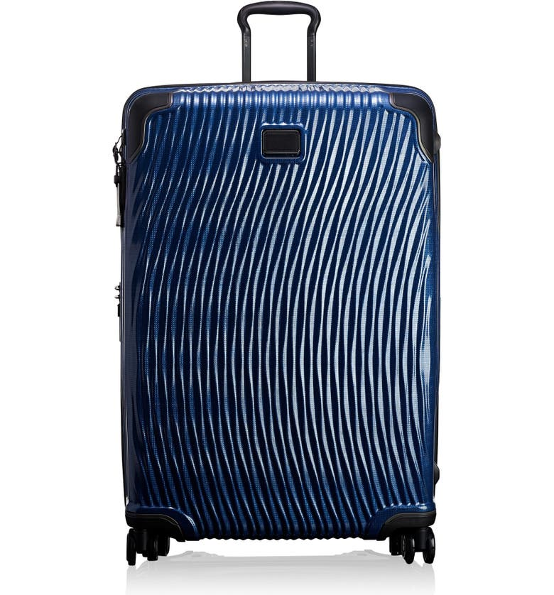 TUMI Latitude 32-Inch Worldwide Trip Wheeled Suitcase, Main, color, NAVY