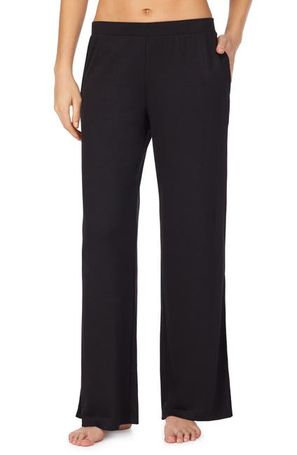 Image of Refinery29 Double Knit Wide Leg Pants