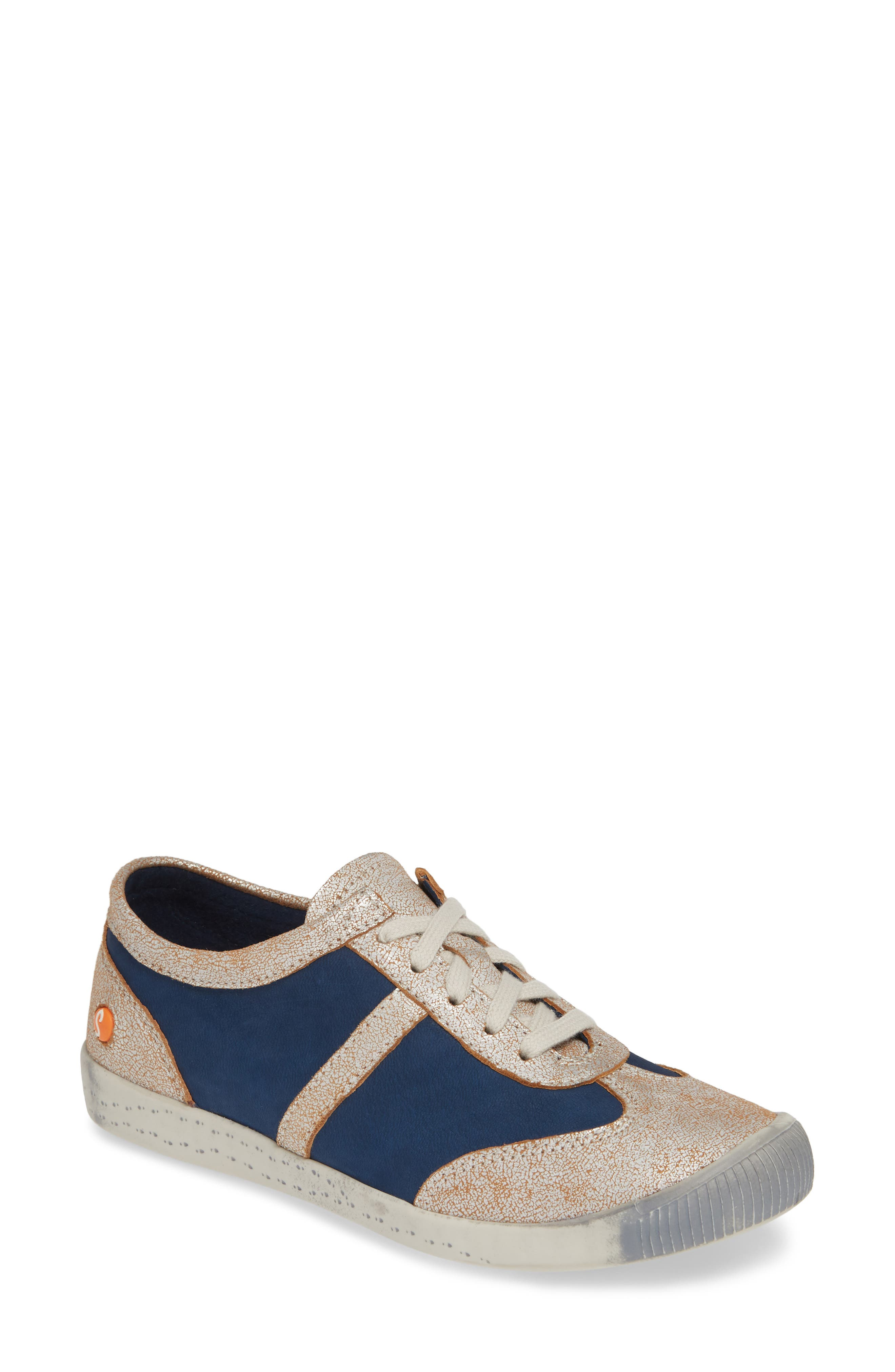 Softinos By Fly London Ifi Sneaker, White