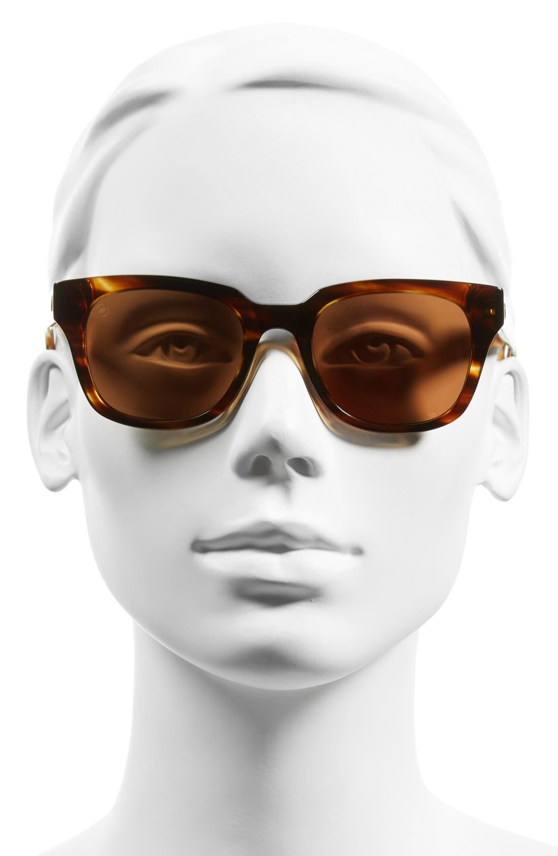 ,                             '40FIVE' 50mm Retro Sunglasses,                             Alternate thumbnail 5, color,                             200