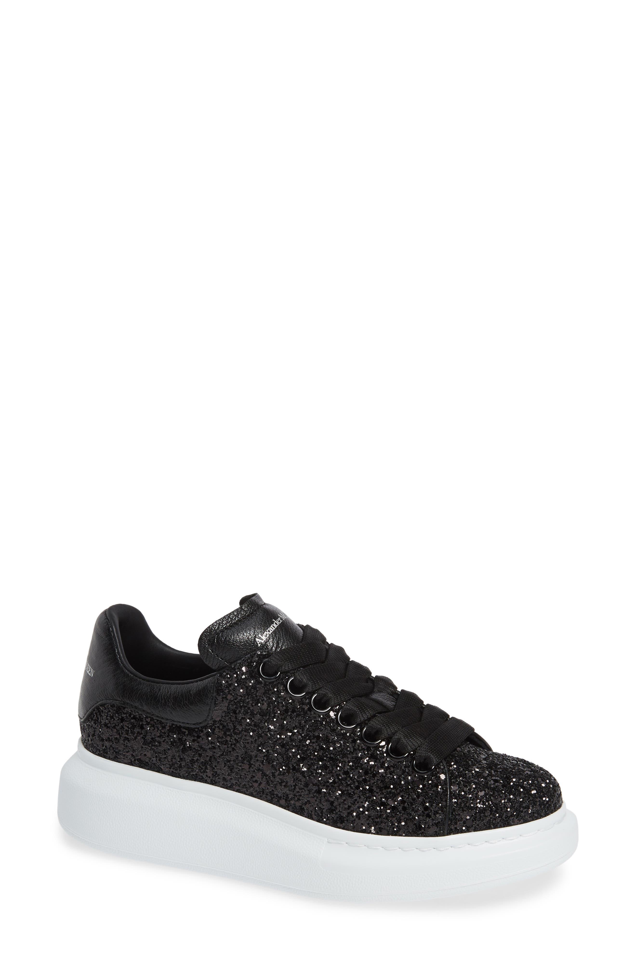 Alexander Mcqueen Sneaker, Black