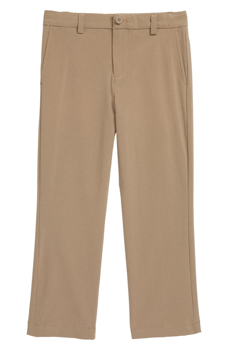 VINEYARD VINES Performance Breaker Pants, Main, color, KHAKI