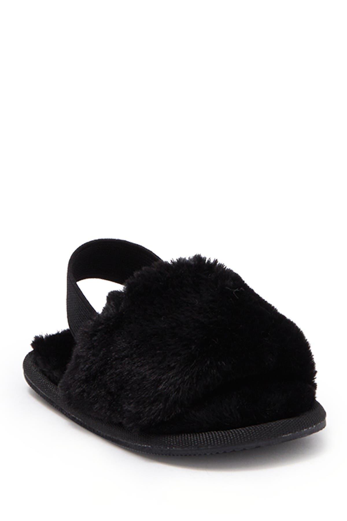 Image of Top Moda Mel Faux Fur Slipper
