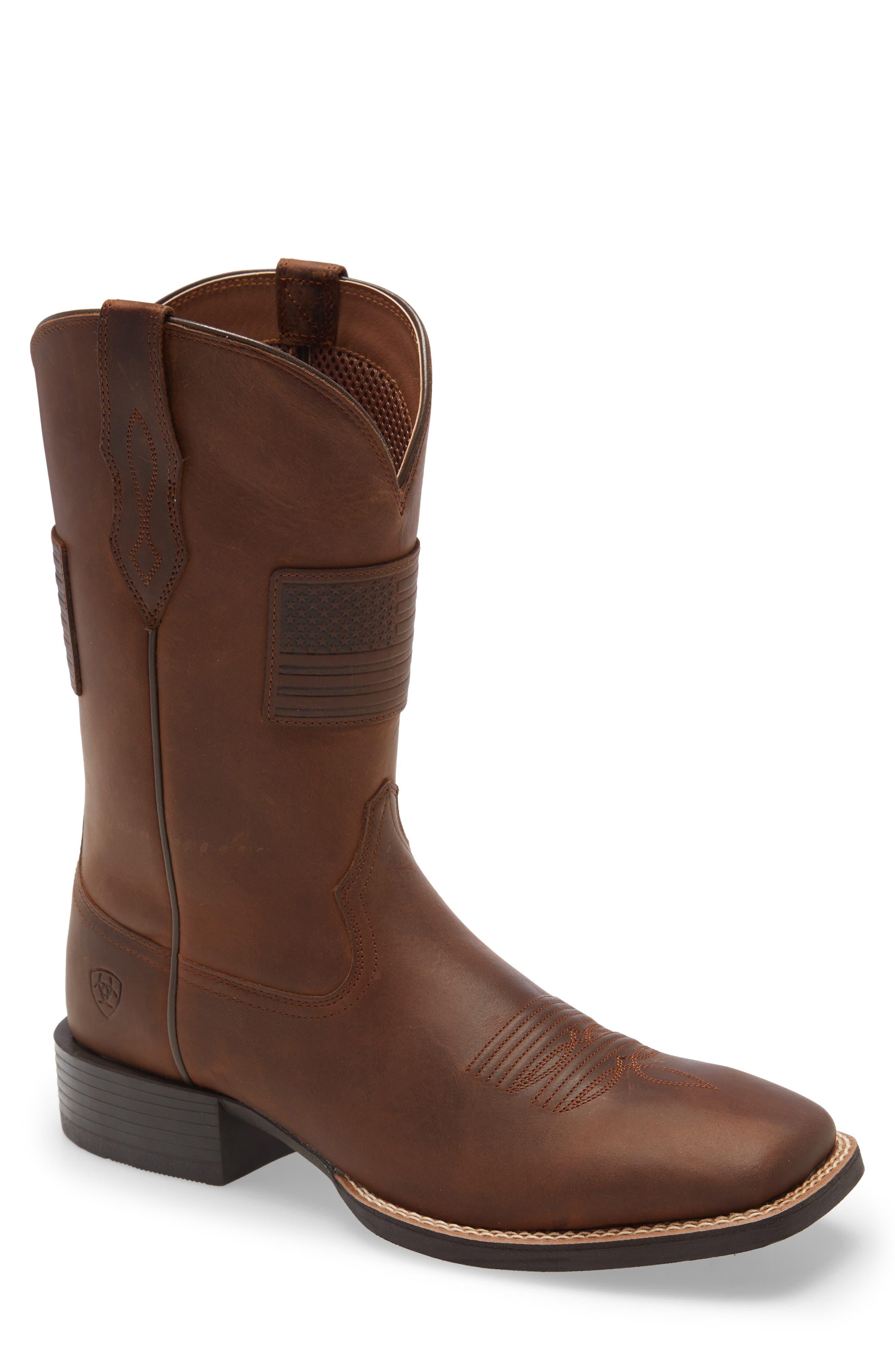 Sport Patriot Ii Cowboy Boot