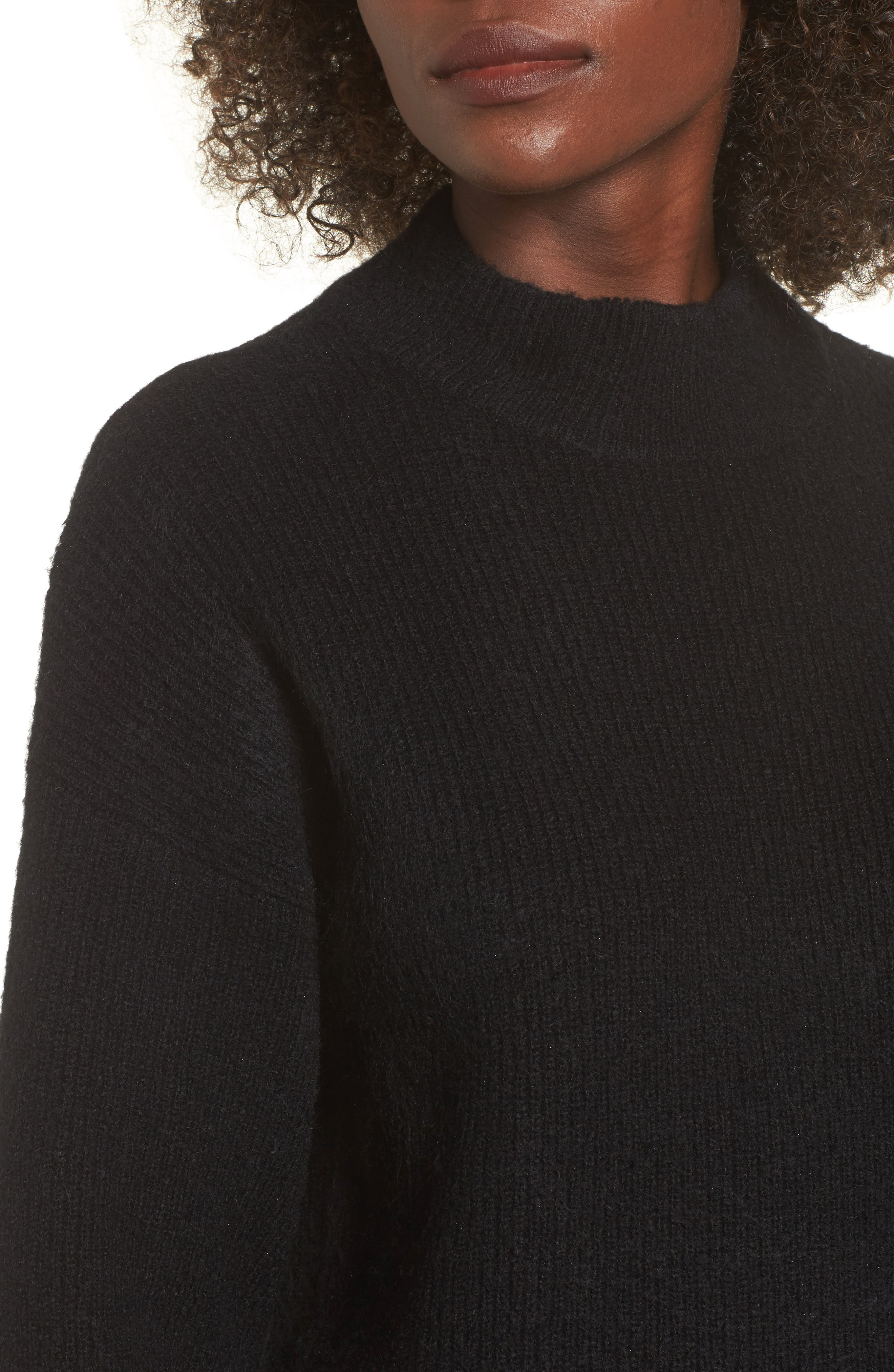 ,                             Cozy Ribbed Pullover,                             Alternate thumbnail 22, color,                             001