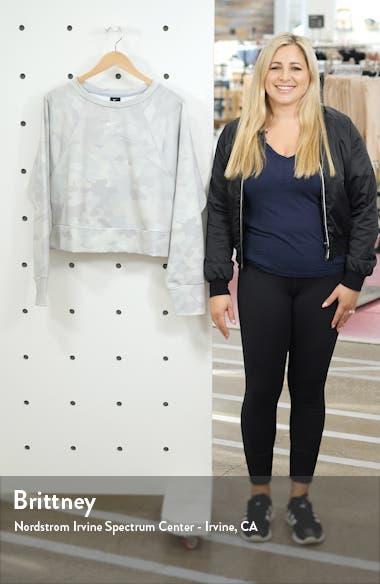 Rebel All In Dri-FIT Crop Sweatshirt, sales video thumbnail