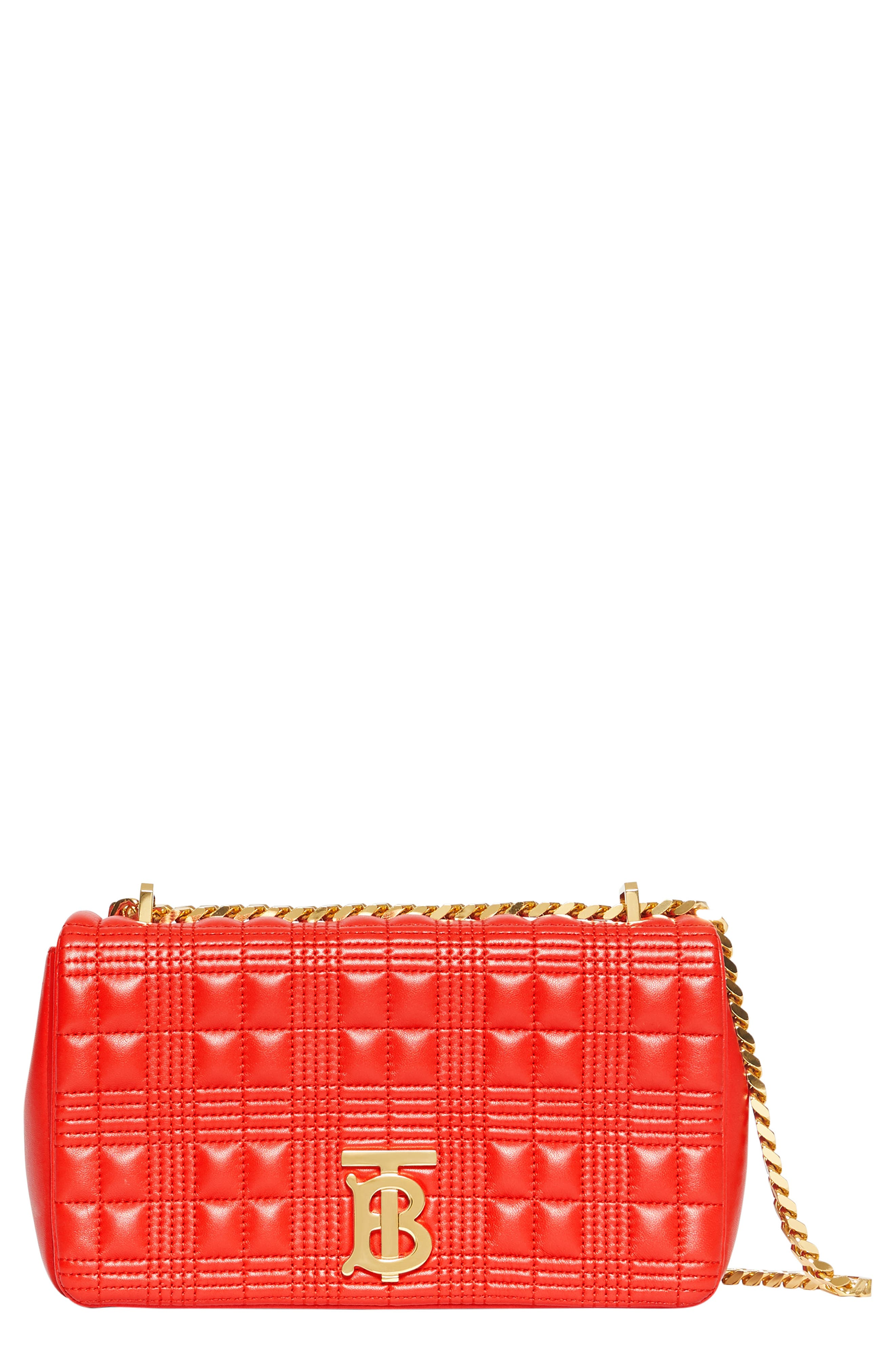 Burberry Small Lola Quilted Lambskin Bag   Nordstrom