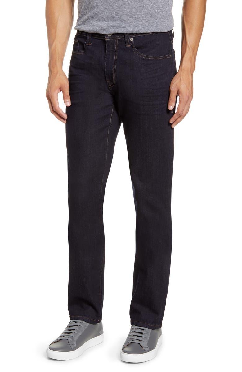 FIDELITY DENIM Jimmy Slim Straight Leg Jeans, Main, color, NEW REVOLUTION
