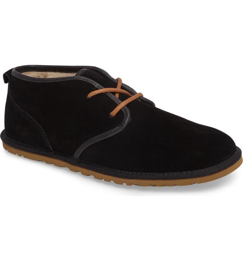 UGG Maksim Chukka Boot, Main, color, BLACK