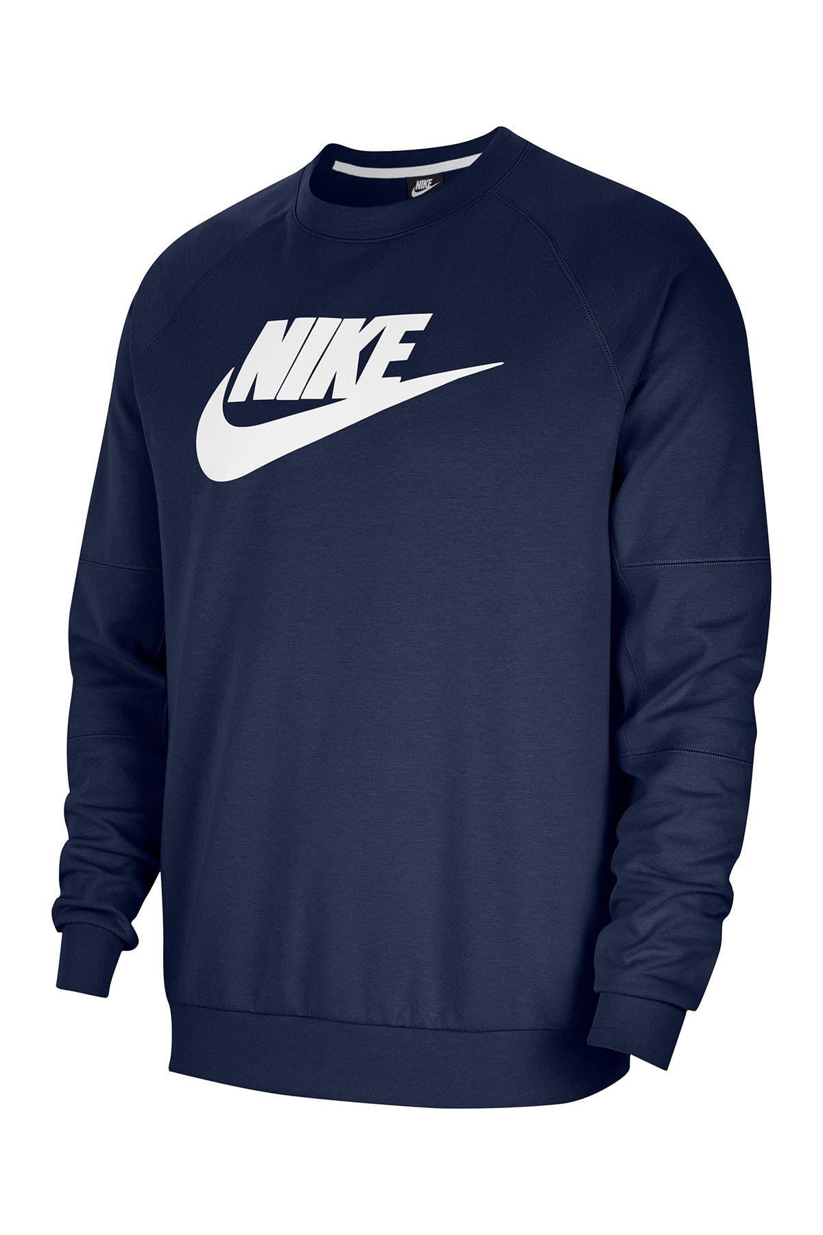 Image of Nike Modern Fleece Pullover Sweatshirt