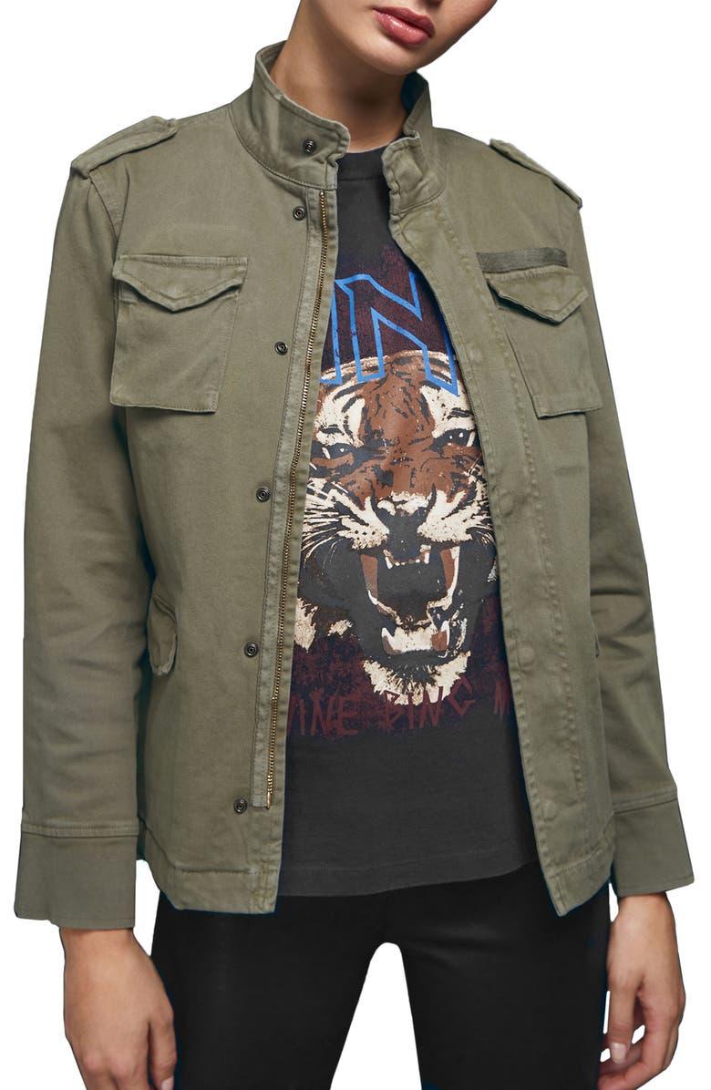 ac037dac Army Jacket