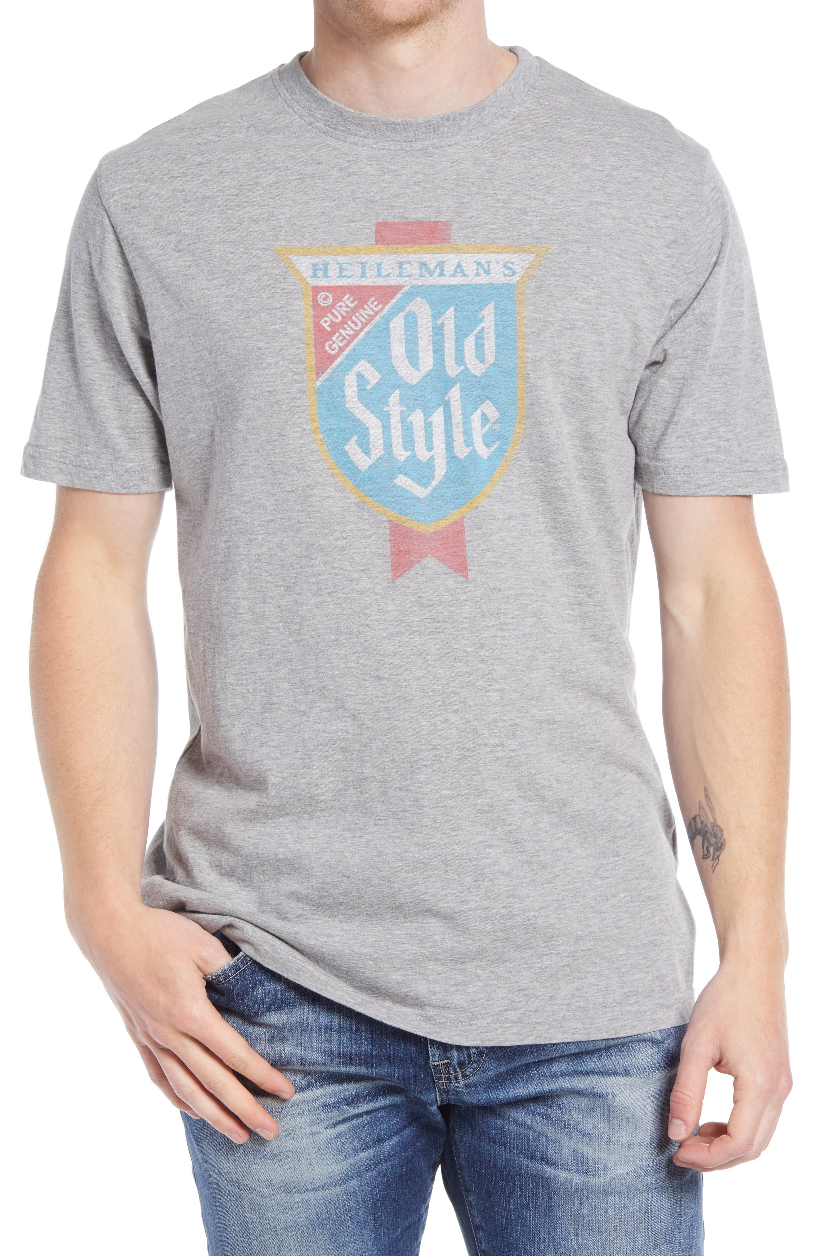 Brass Tacks Old Style Men's Graphic Tee