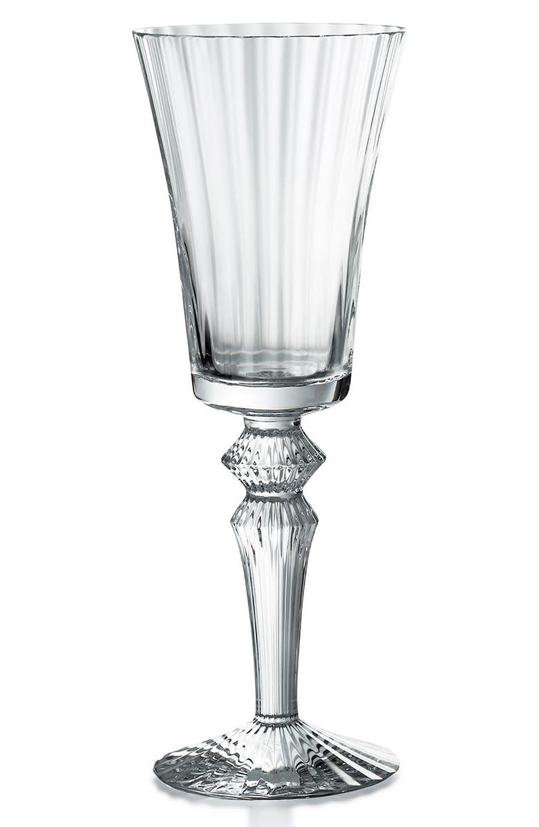 BACCARAT Mille Nuits Lead Crystal Water Glass, Main, color, CLEAR