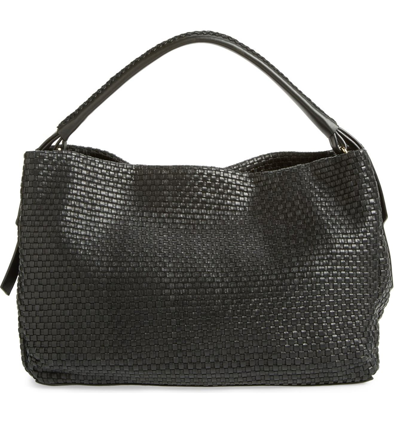 14395452afd Cole Haan 'Bethany' Woven Leather Hobo Bag   Nordstrom