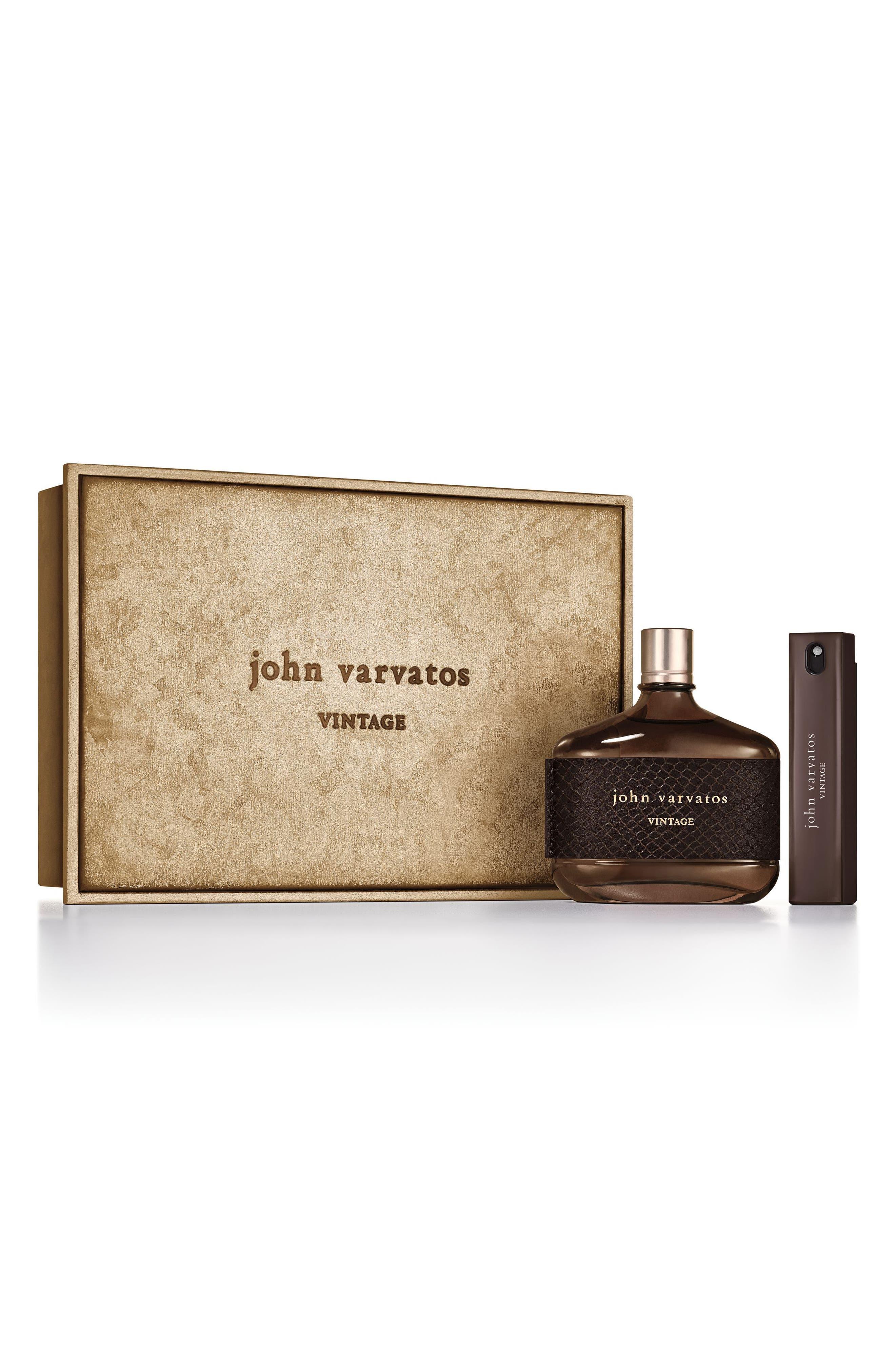 John Varvatos Vintage Eau De Toilette Set ($119 Value)
