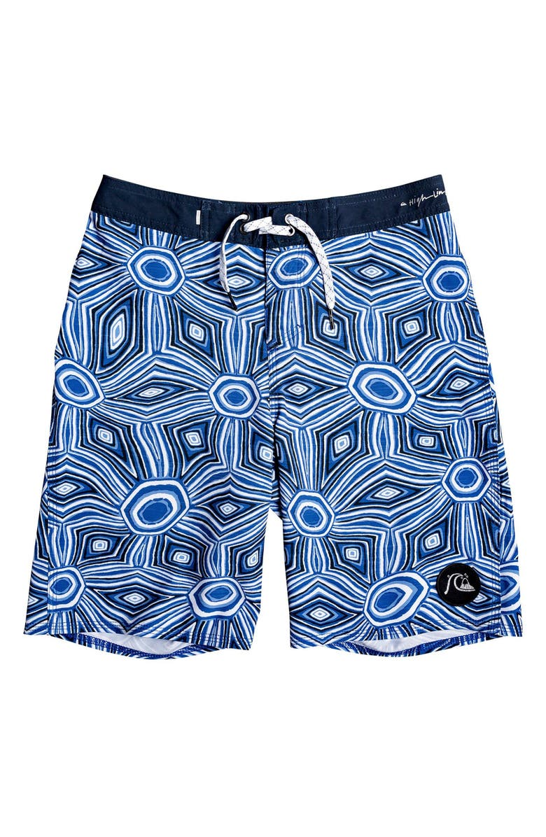 QUIKSILVER Highline Tamarama Board Shorts, Main, color, BLUE YONDER