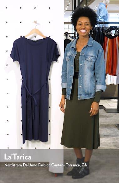 Serra Fit & Flare Dress, sales video thumbnail