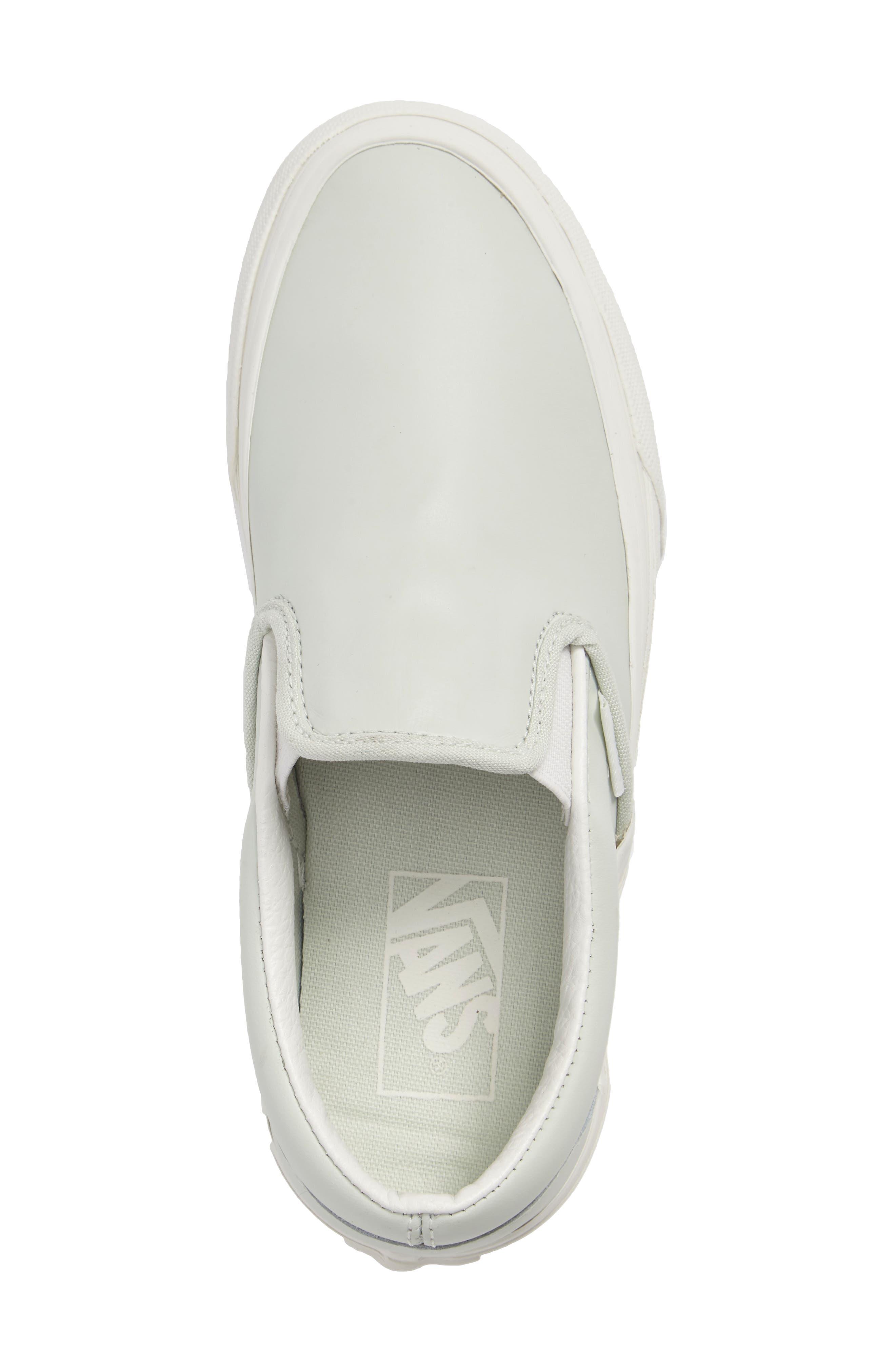 ,                             Classic Slip-On Sneaker,                             Alternate thumbnail 370, color,                             434