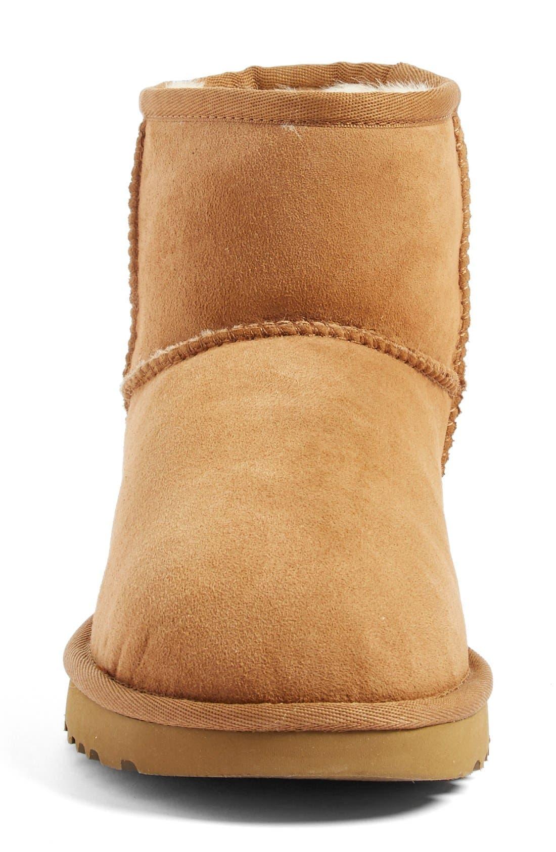 ,                             Classic Mini II Genuine Shearling Lined Boot,                             Alternate thumbnail 130, color,                             219