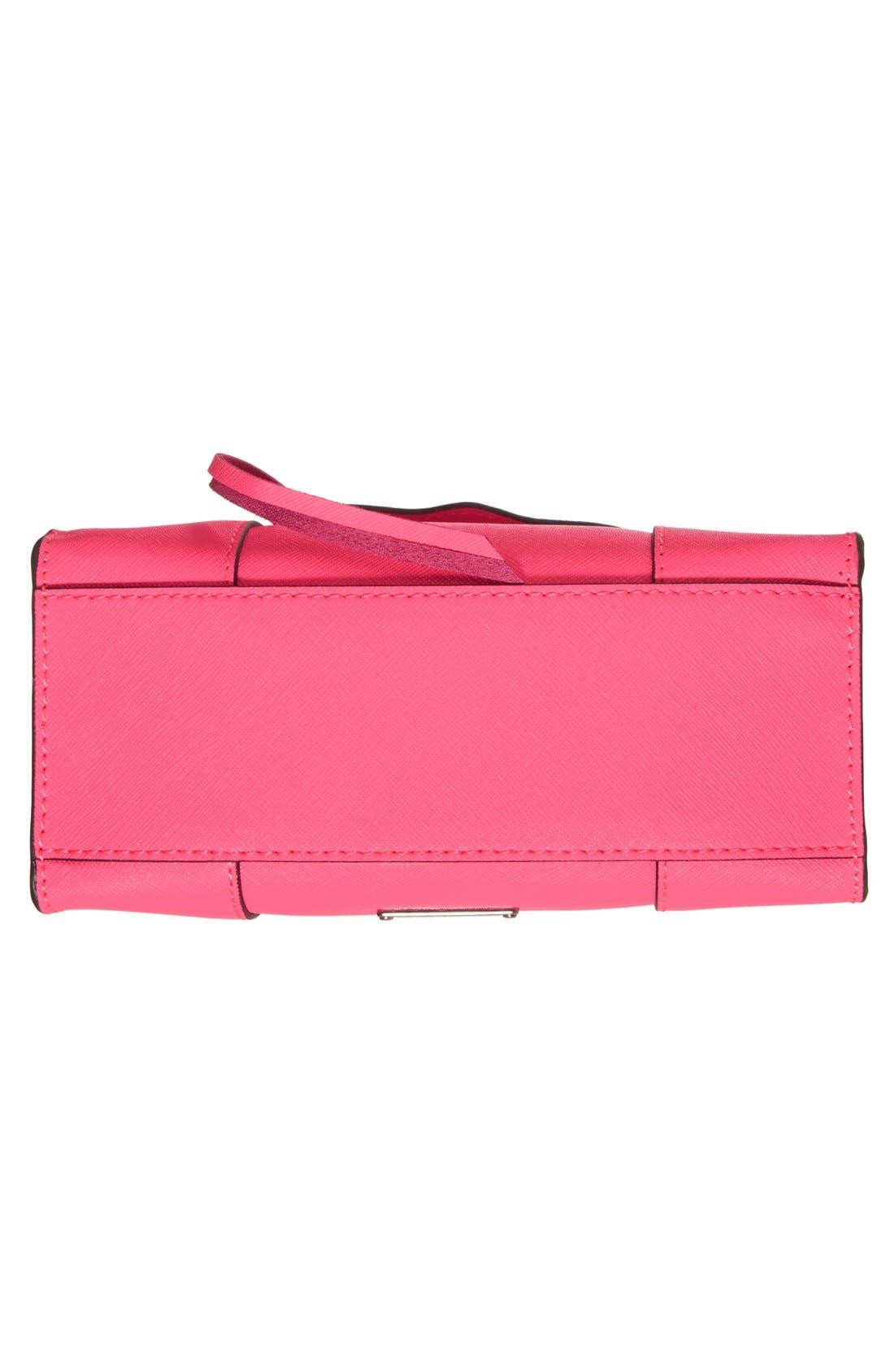 ,                             'Mini MAB Tote' Crossbody Bag,                             Alternate thumbnail 110, color,                             654
