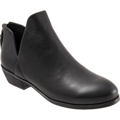 Softwalk Rylee Bootie- Black
