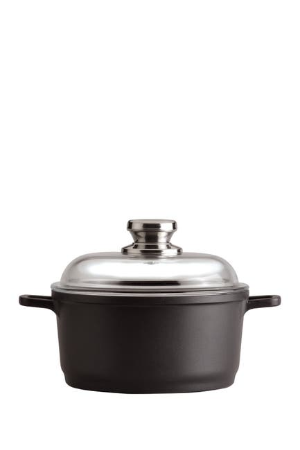 Image of BergHOFF EuroCAST Covered Stock Pot