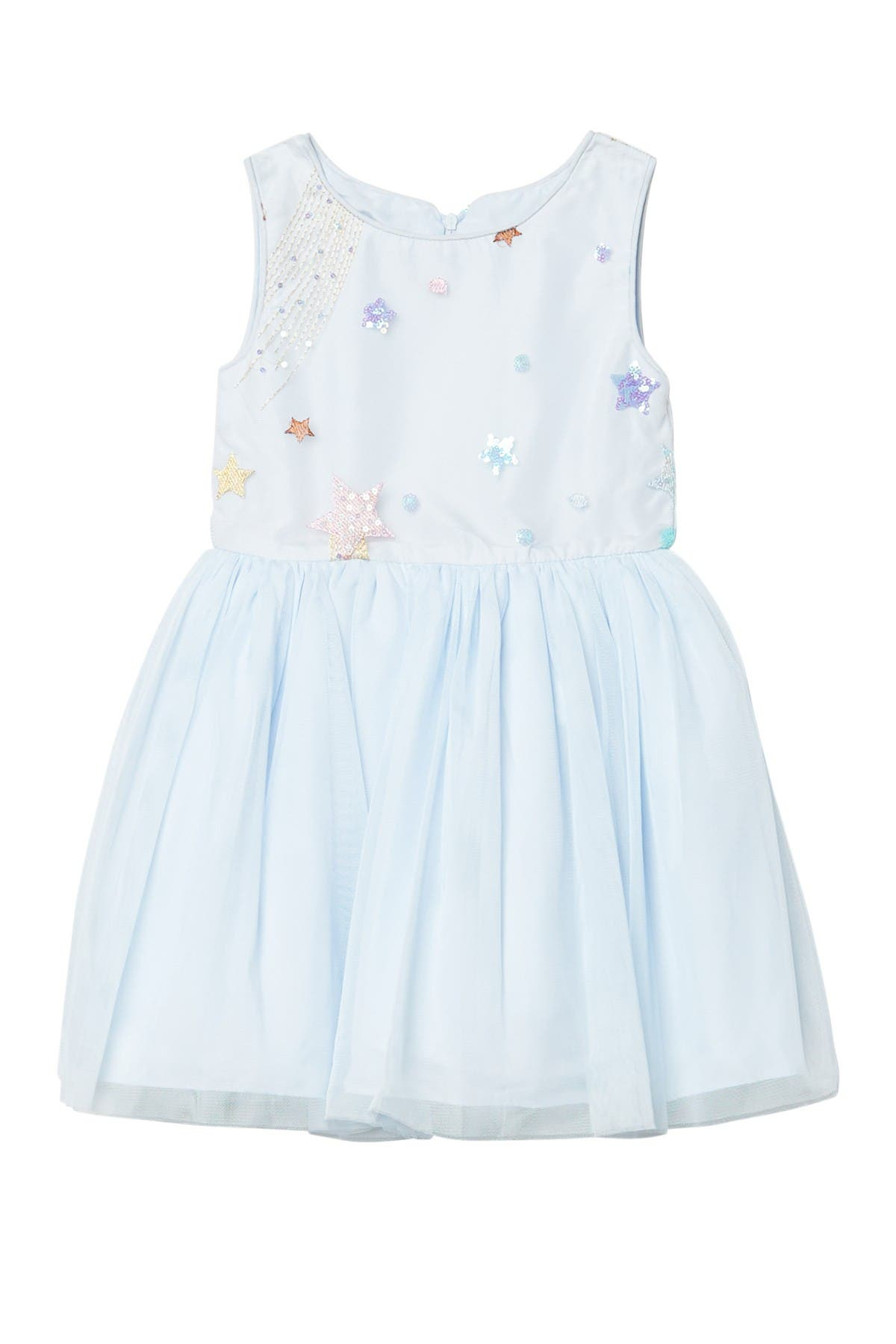 Image of Pastourelle by Pippa and Julie Shooting Star Sequin Tutu Dress