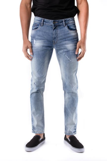 Image of XRAY Skinny-Fit Stretch Jeans