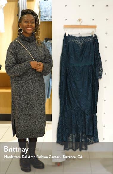Estella Off the Shoulder Dress, sales video thumbnail