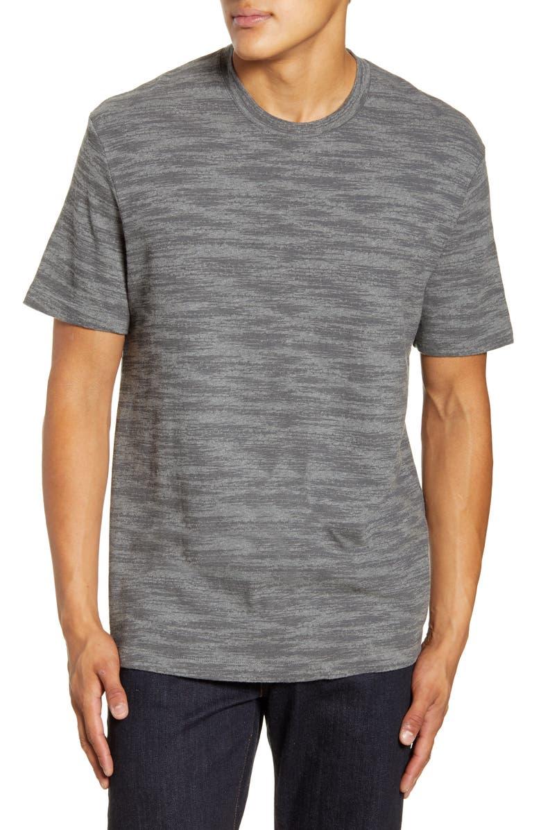 FRENCH CONNECTION Haku Regular Fit Crewneck T-Shirt, Main, color, 081