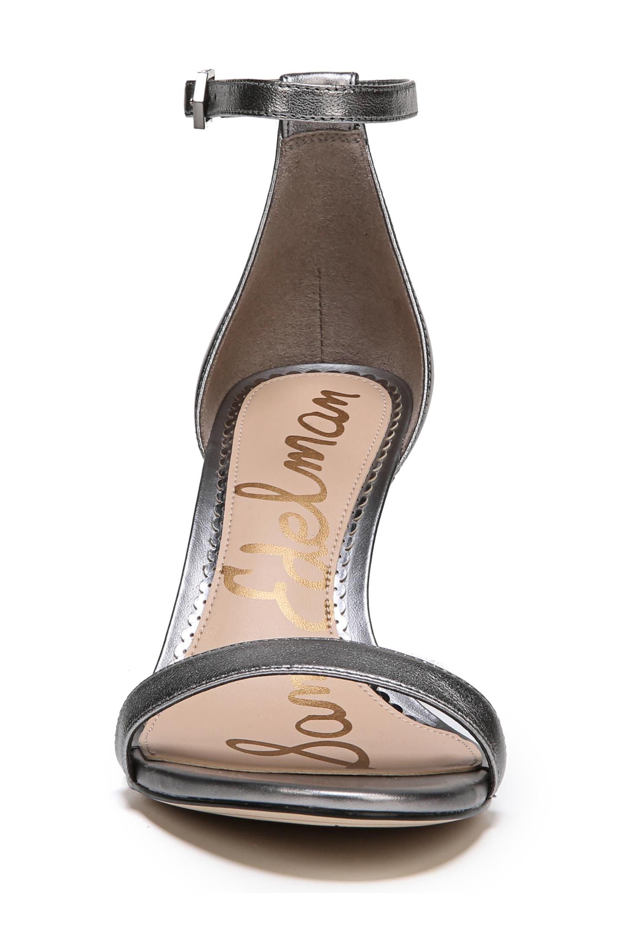,                             'Patti' Ankle Strap Sandal,                             Alternate thumbnail 28, color,                             040