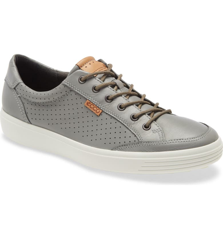 ECCO Soft 7 Light Sneaker, Main, color, WILD DOVE
