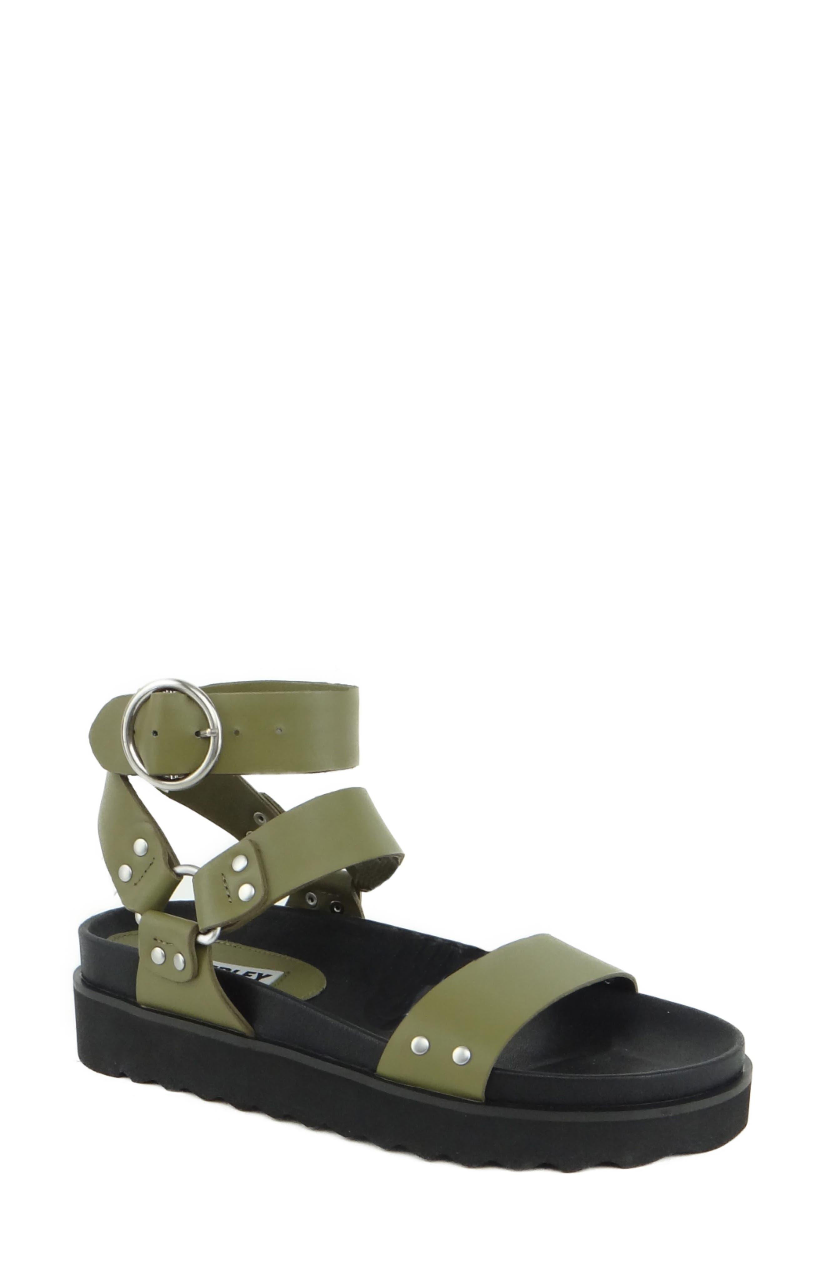 CAVERLEY Burt Platform Sandal